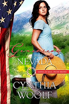 Genevieve: Bride of Nevada (American Mail-Order Brides Series Book 36) by [Woolf, Cynthia]