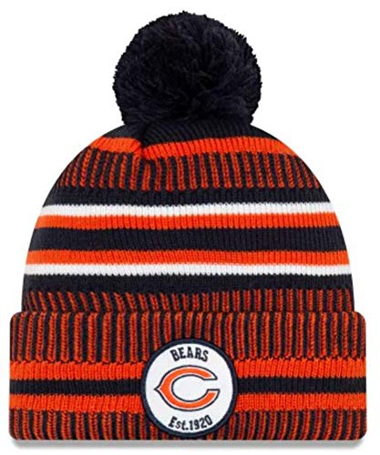 chicago bears hat winter - 7