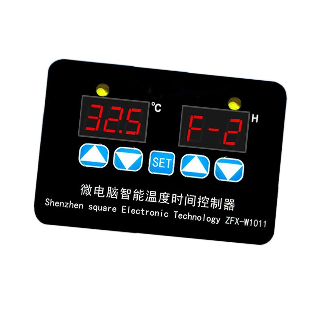 Sharplace Controlador de Temperatura Microcomputadora 24V Accesorios Automó vil Coche Moto
