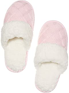 Victorias Secret The Embroidered Cozy Slipper Angel Pink