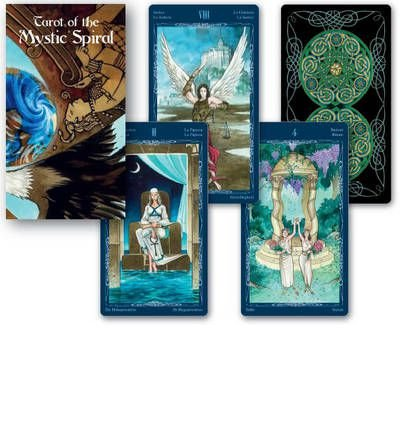 [(Tarot of the Mystic Spiral)] [Author: Giovanni Pelosini] published on (September, 2011)