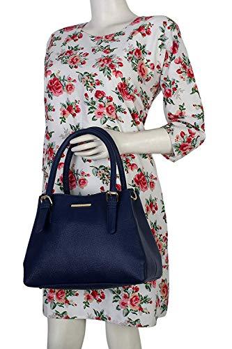 Femme Sac Mobile Combo De Bleu Design bleu Pour Poche À Azzurro Lupo Lapis Multifonctionnel Et O Bandoulière vfqEwYvxT