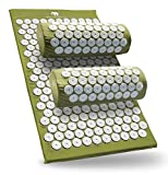 Bed of Nails Original Acupressure Pillow and Mat