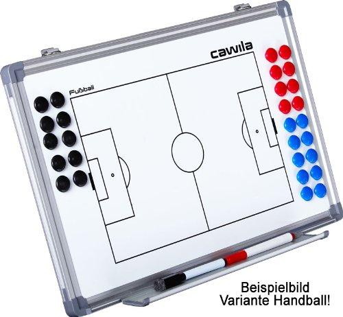 Cawila Coachboard für Handball, magnetische Taktiktafel, verschiedene Größen