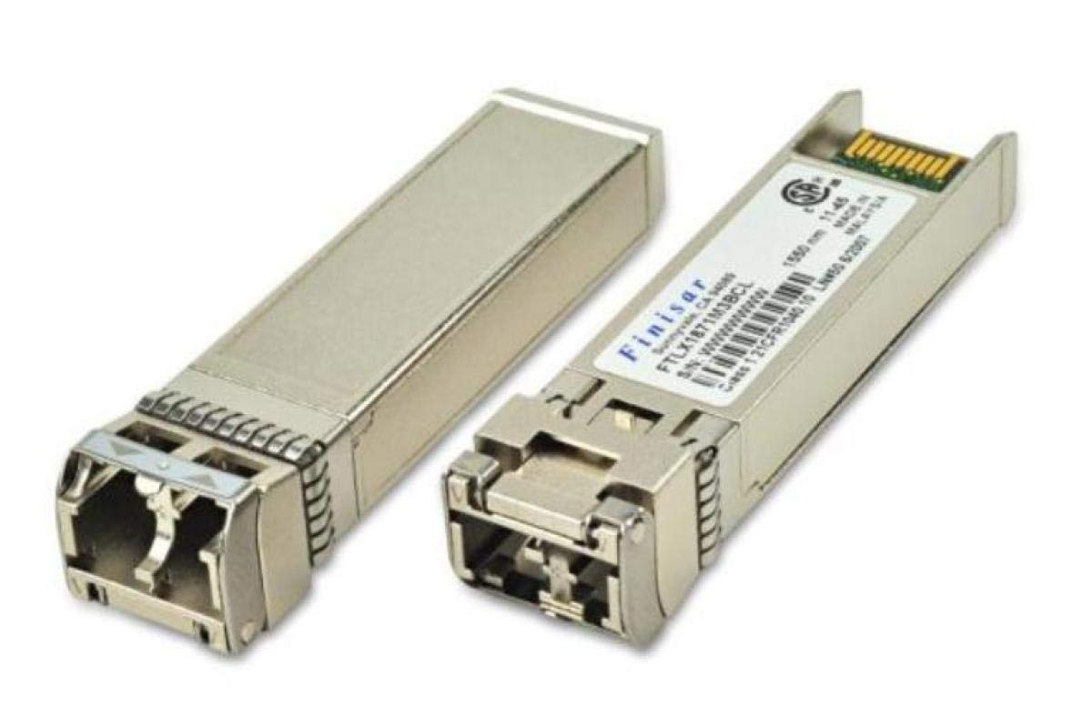 Finisar FTLX1871D3BCL 10GBASE-ZR SFP+ Transceiver