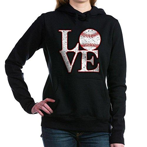 Hardball Pullover Jacket (CafePress - Love Baseball Classic Hooded Sweatshirt - Pullover Hoodie, Classic & Comfortable Hooded Sweatshirt)