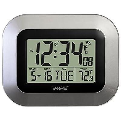 La Crosse Technology WT-8005U - 9 in. Digital Atomic Wall Clock