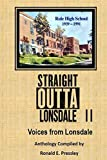 Straight OUTTA Lonsdale II: Voices from Lonsdale