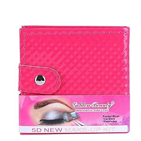32 Color Palette Set Make Up 20 Eyeshadow 6 Lip Gloss 2 Blush 2