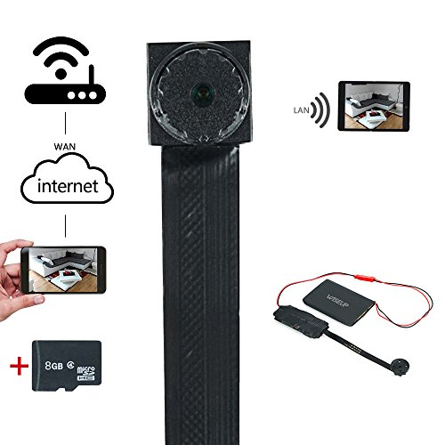 WiseupTM8GB 1280x720P Activated Recorder Camcorder