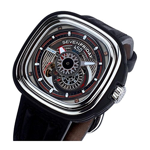 SEVENFRIDAY P3C/01 HOT Rod Hotrod Limited Edition Automatic Watch