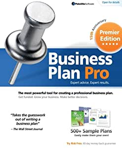Business plan pro where to buy