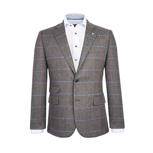 [ポールコステロ] メンズ ジャケット&ブルゾン Collins Checked Wool Jacket [並行輸入品] B07F36K42M 38 Regular