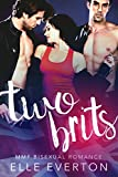 Bargain eBook - Two Brits  MMF Bisexual Romance