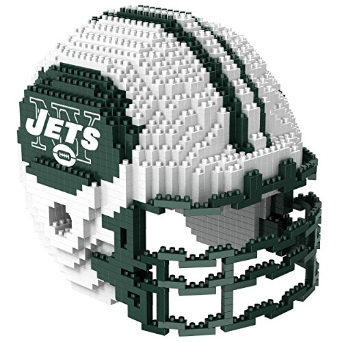 New York Jets 3D Brxlz - Helmet