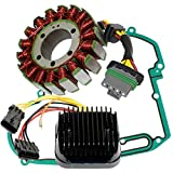 CALTRIC STATOR REGULATOR RECTIFIER w/GASKET FITS POLARIS RANGER XP 700 4X4 2007