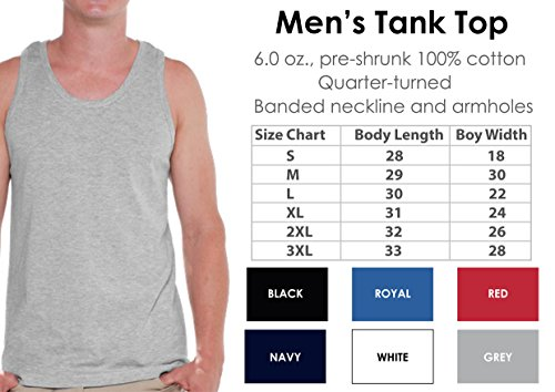 cfd9a7b7 Vizor Daddy Tank Top Dad Tank for Men Daddy Muscle Shirt Father's Day 2018  Gifts Black