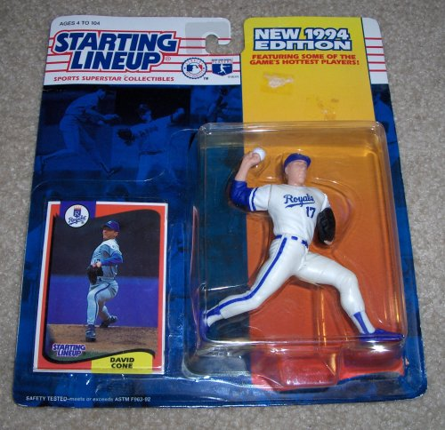 1994 David Cone MLB Starting Lineup