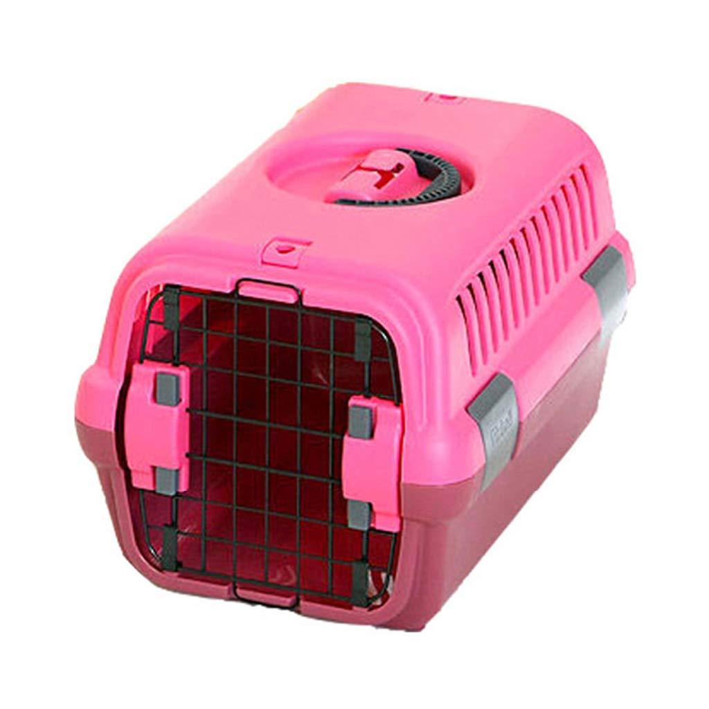 A 5736.536.5cm A 5736.536.5cm JWD Two-Door Top-Load Pet Kennel