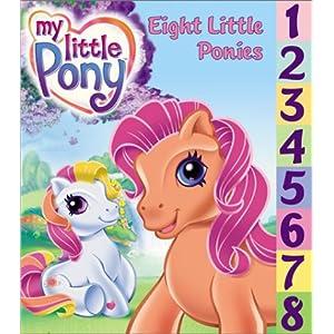 My Little Pony: Eight Little Ponies