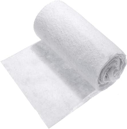 Tutoy 1M/3M/5M Acuario Peces Tanque Estanque Filtro Espuma Algodón Esponja Pad Mat Filtro De Medios - 3M: Amazon.es: Hogar