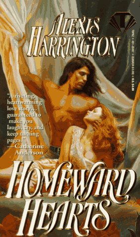 Homeward Hearts (Topaz Historical Romances) (Homeward Hearts)
