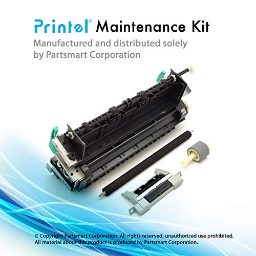 Partsmart Maintenance Kit for HP Laserjet Printers: HP1320 (110V), MK-1320-110 (Certified Refurbished)