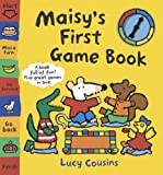 Maisy's First Game Book, Lucy Cousins, 0763628123