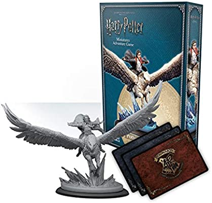Knight Models Harry Potter Miniature Game: Harry en Buckbeak Ingles: Amazon.es: Juguetes y juegos