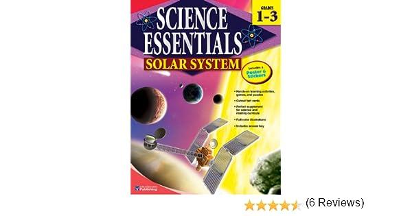 Science Essentials Solar System, Grades 1-3: School Specialty ...