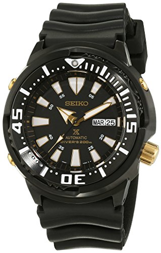 Seiko SRP641K1 Men's Prospex Automatic Dive Stainless steel case & Rubber Strap 200M WR