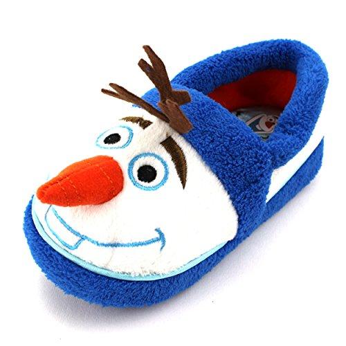 Frozen Girls Slippers Toddler Little
