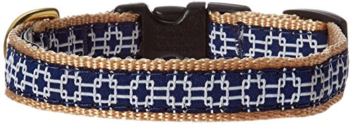 Up Country Gridlock Dog Collar - X-Small
