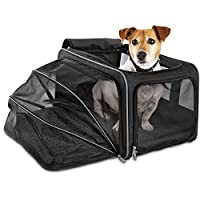 Good2Go Expandable Pet Carrier, Small