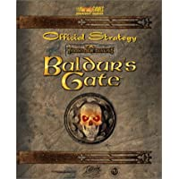 Official Baldur's Gate Strategy Guide Pb