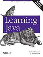 Learning Java, 4th Edition Front Cover