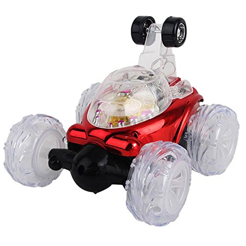 Geekercity RC Rolling Stunt Car, Invincible Tornado Twister, - Iphone Remote Control Truck