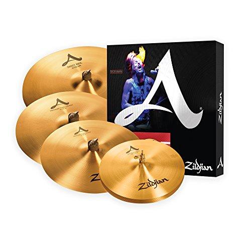 Zildjian A Series Cymbal Set (Cymbal Ride Series Thin)