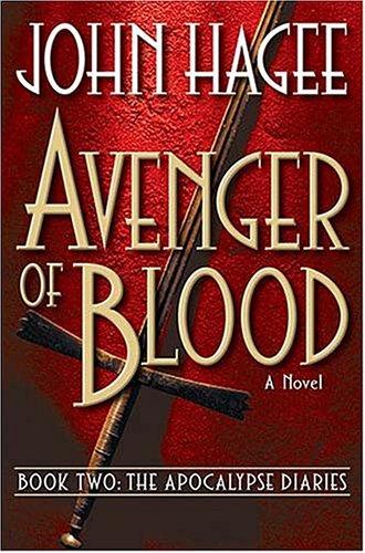 Avenger Blood Novel Apocalypse Diaries product image