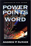 Power Points from the Word, Andrew P. Surace, 1929371403