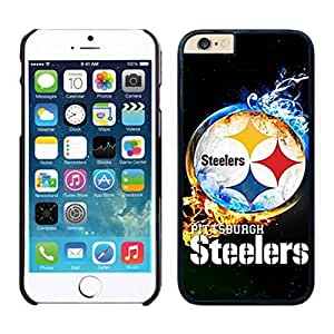 NEW DIY Unique Designed Case For iphone 6 plus Pittsburgh Steelers iphone 6 plus 5.5 TPU inch Phone Case 184
