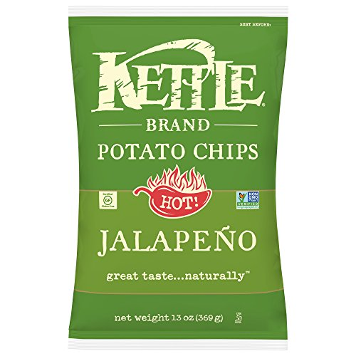 lays jalapeno kettle chips - 9