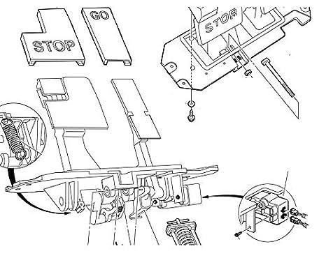 Reliance Motor Drawing