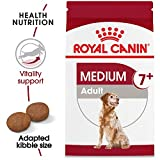 Royal Canin Size Health Nutrition Medium Adult 7+ Dry Dog Food, 6 Lb For Sale