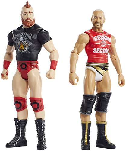 WWE Series # 49 Sheamus & Cesaro, 2 Pack Action Figure