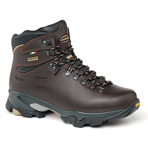 (Zamberlan Women's 996 Vioz GT Hiking Boot,Dark Brown,39 M EU/7 M US)
