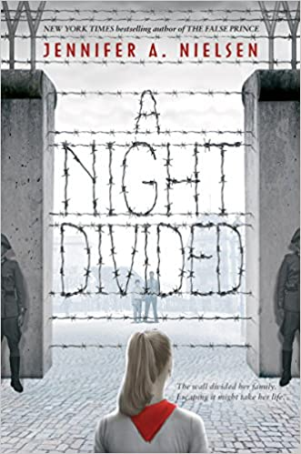 A Night Divided: Jennifer A. Nielsen: 2015545682428: Amazon.com: Books