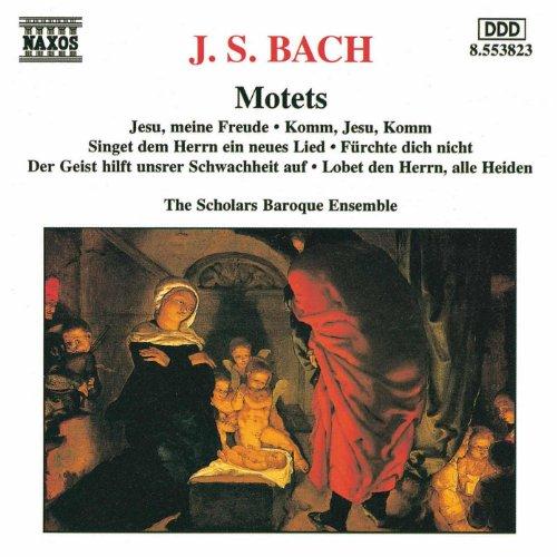 (Bach, J.S.: Motets, Bwv 225-230)
