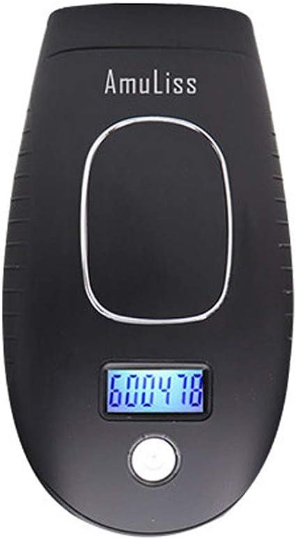 IPL Depiladora de luz pulsada Eliminación de pelos, depiladora portátil para afeitadora portátil 600000 Flash ...