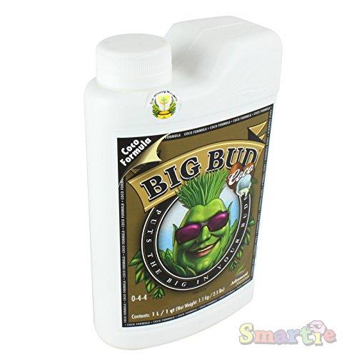 Liquid Advanced Nutrients Big Bud COCO Liquid 1L Quart (Big Bud Liquid)